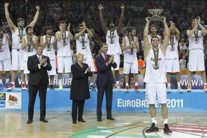 98-85. España firma una obra de arte que la hace campeona de Europa