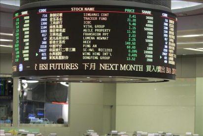 El Hang Seng baja el 1,07 por ciento en la apertura de sesión