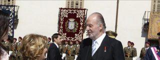 El Rey comienza hoy con Aguirre una ronda con presidentes autonómicos