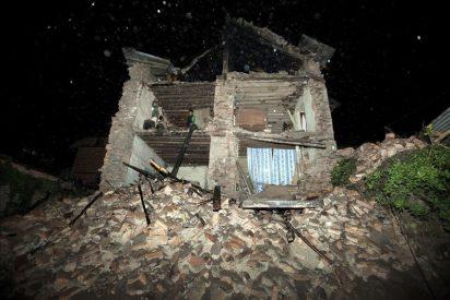 Al menos 18 muertos por el terremoto en Nepal y el noreste de la India