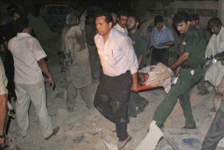 Al menos ocho muertos por un atentado contra jefe policial en Karachi