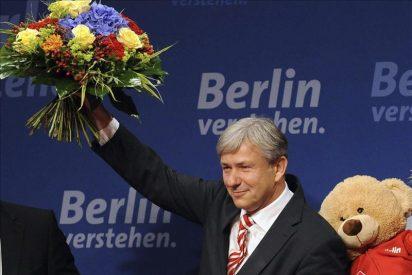 Los resultados finales confirman el triunfo del SPD y la entrada de Los Piratas