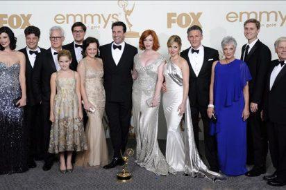 """""""Modern Family"""" y """"Mad Men"""" repiten como triunfadores en los premios Emmy"""