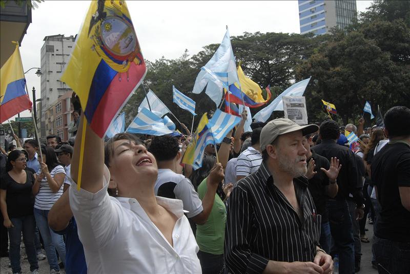 Corte ratifica condena a El Universo por demanda interpuesta por Correa
