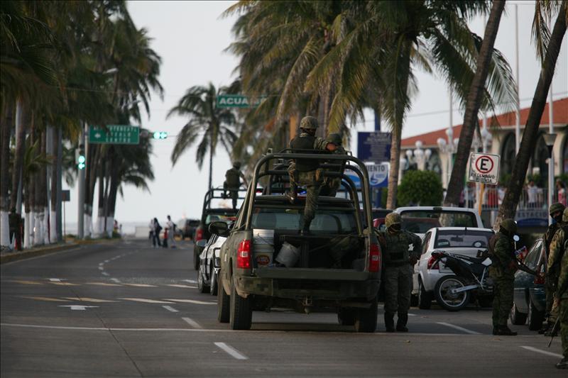 La Policía halla 27 cadáveres en el puerto de Veracruz