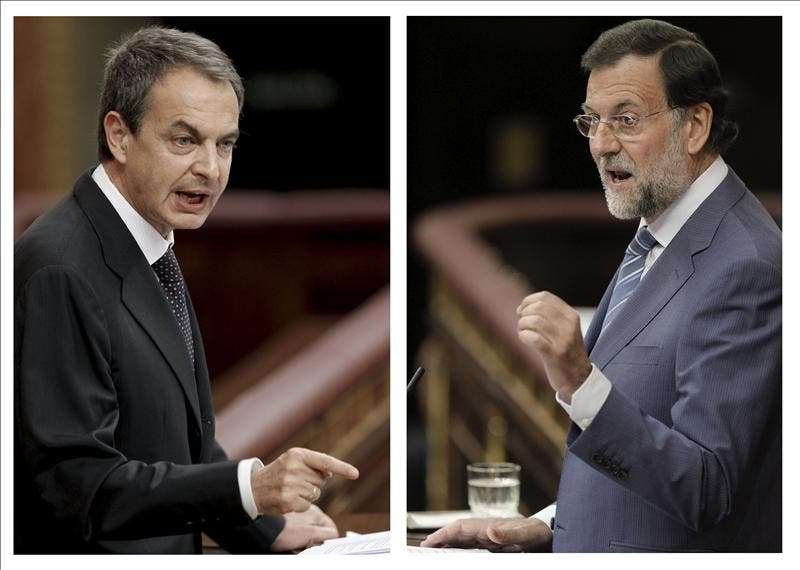 El paro centra hoy el último duelo en el Congreso entre Zapatero y Rajoy