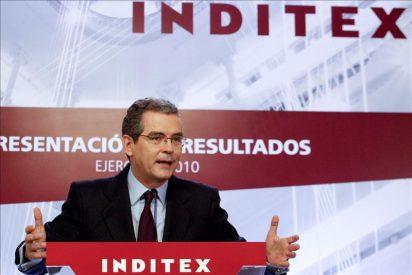 Inditex ganó 717 millones de euros en su primer semestre fiscal, el 14 por ciento más