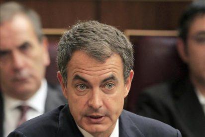 Zapatero se despide de Erkoreka agradeciendo el apoyo responsable del PNV
