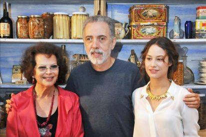 Trueba rueda en Cataluña con la italiana Cardinale y el francés Rochefort