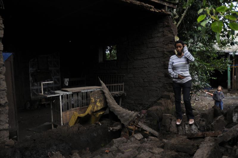 Guatemala decreta el estado de calamidad pública en una zona afectada por los seísmos