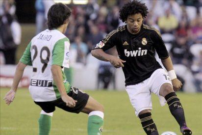0-0. El Madrid de Mourinho no da con la tecla
