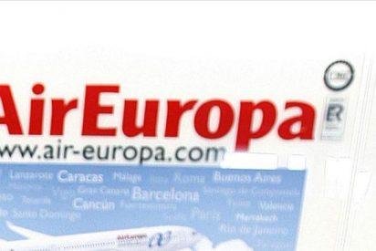 La huelga de pilotos de Air Europa tendrá un efecto mínimo para los pasajeros