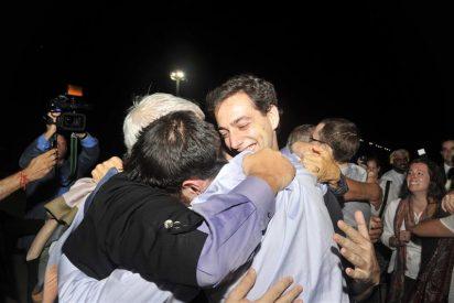 Los estadounidenses liberados por Irán piden la excarcelación de todos los presos políticos