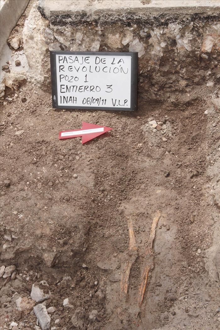 Encuentran 14 esqueletos del siglo XVII en la ciudad mexicana de Mérida