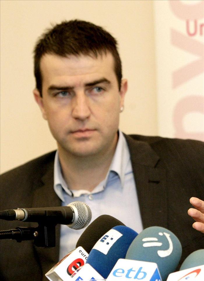 UPyD dice que el Acuerdo de Gernika es un intento de chantaje a la sociedad