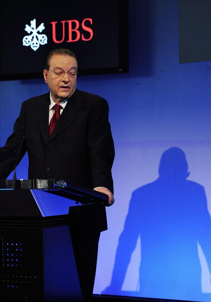 UBS acelerará su reestructuración tras la dimisión de su consejero delegado