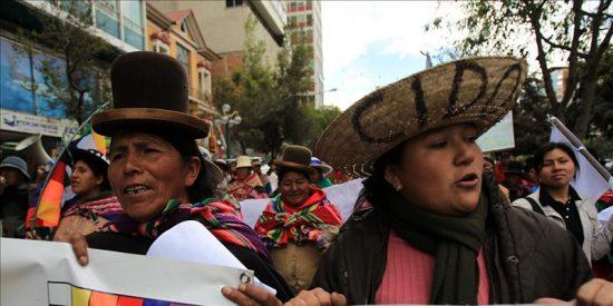 Tensión en la Amazonía boliviana al retener indígenas al canciller Choquehuanca