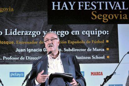Del Bosque dice que la crispación que hay en el fútbol español no es oportuna