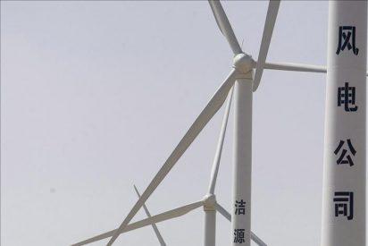 China invertirá 313.000 millones de dólares en impulsar las energías limpias