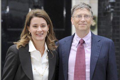 """Bill y Melinda Gates son premiados por su """"liderazgo en salud global"""""""