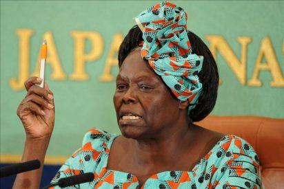 Muere la Premio Nobel keniana Wangari Maathai