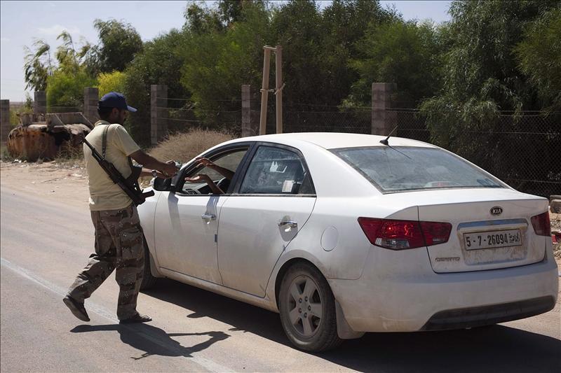 La OTAN concentra sus ataques sobre Sirte durante los últimos tres días