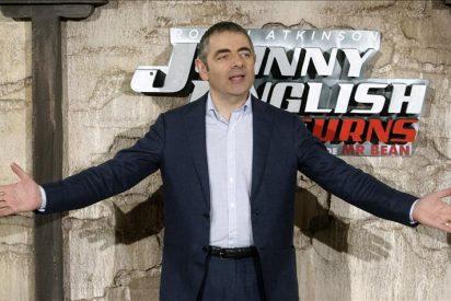 Rowan Atkinson vuelve a salvar el mundo como el espía Johnny English