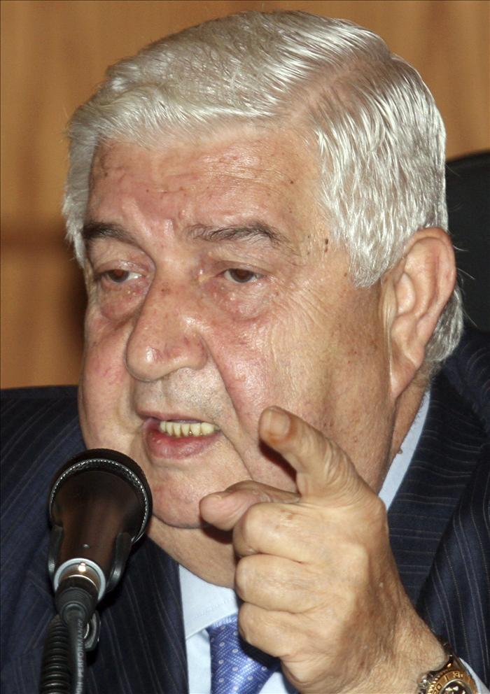 Damasco acusa a EE.UU. y la UE de querer sembrar el caos en Siria