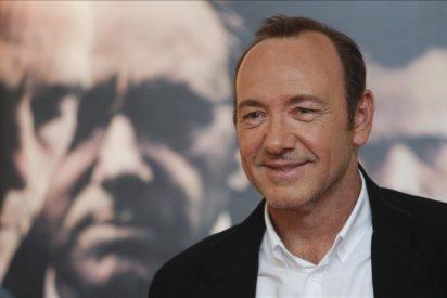 "Spacey presenta en Avilés ""Margin call"", un film sobre el porqué de la crisis"