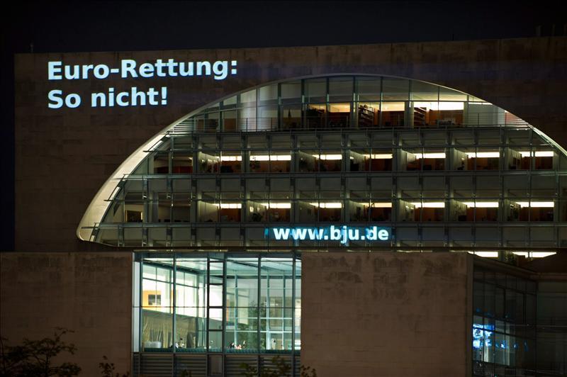Los sindicatos alemanes exigen que el Bundestag apruebe la ampliación del Fondo Europeo