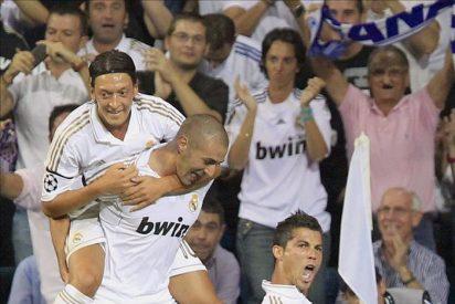 3-0. El Real Madrid golea al Ajax y Kaká confirma su resurrección