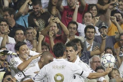 Madrid, Bayern e Inter triunfan, el Manchester United salva un punto y Villarreal falla