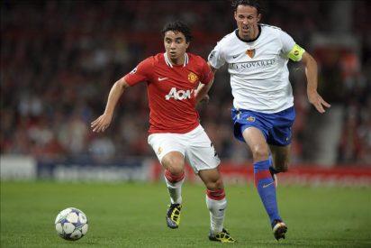 3-3. El Manchester United salva un punto en el último minuto frente al Basilea