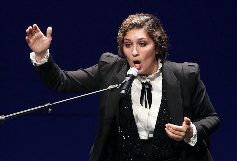 Estrella Morente abre en Santiago el Festival Internacional de Buenos Aires