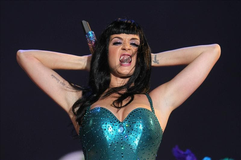 Katy Perry pone la nota californiana a Buenos Aires