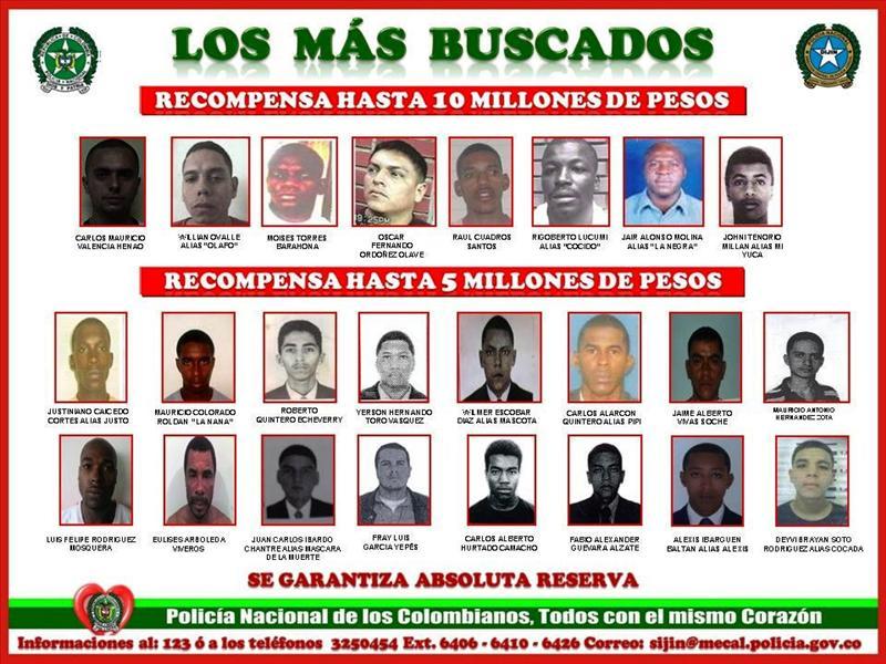 Cae una red de narcotráfico vinculada al cártel de Cali con 22 detenciones
