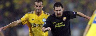 """Messi iguala a Kubala y dice que """"sería hermoso"""" batir el récord de César"""