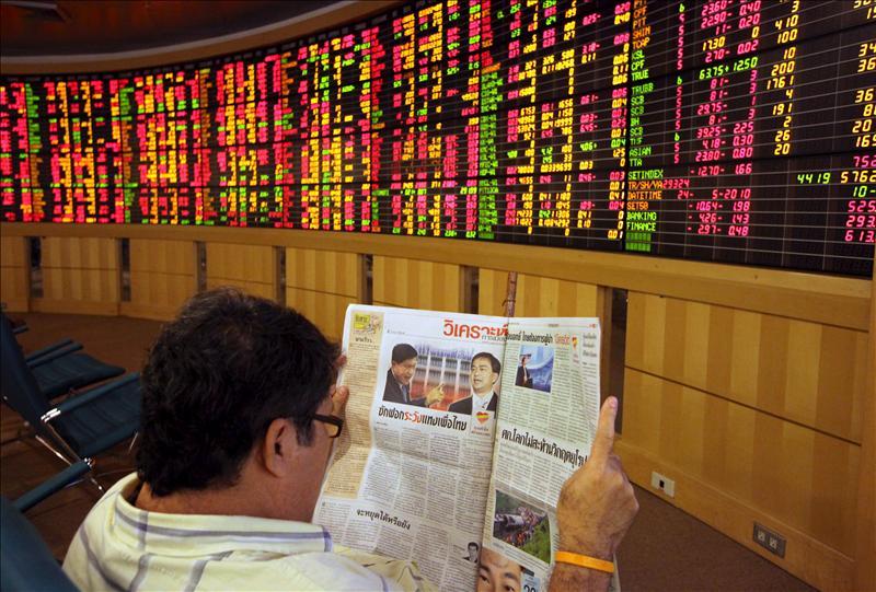 La mayoría de las bolsas del Sudeste Asiático cierra con ganancias