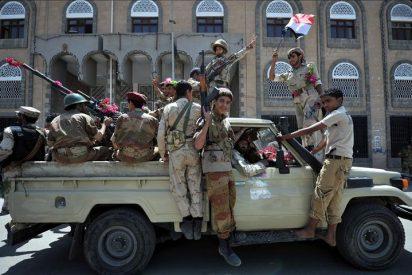 Fuertes explosiones sacuden las cercanías del Ministerio del Interior en Saná