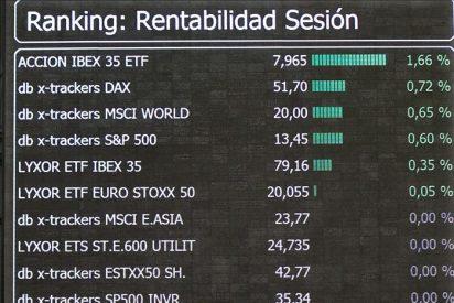 La bolsa española abre con pérdidas y el IBEX cede el 0,66 por ciento