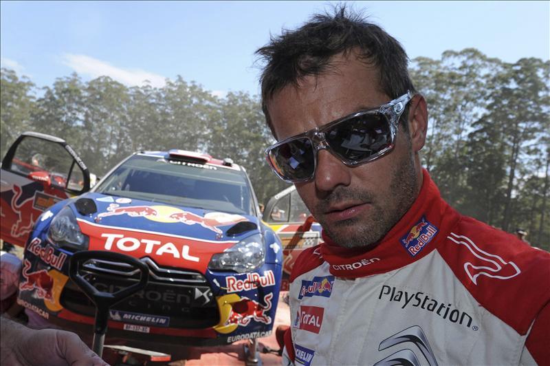Loeb busca en casa una nueva victoria que le acerque al octavo título