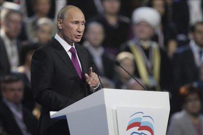 Venden un retrato de Putin en una subasta por 200.000 euros