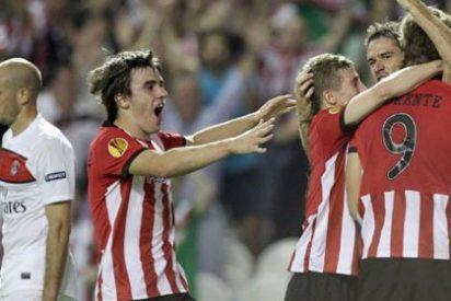 El Athletic de Bilbao pasa por encima del PSG en San Mamés (2-0)