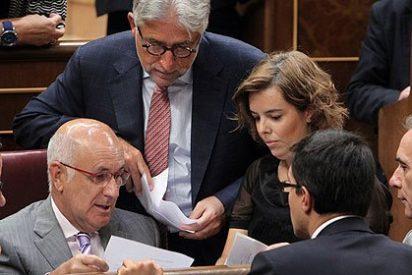 Los partidos 'bisagra' se han retratado como chantajistas en la reforma constitucional