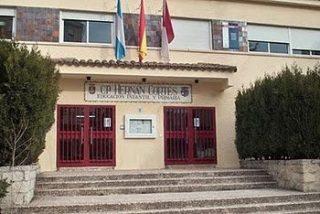 Los padres del colegio público Hernán Cortes piden la continuidad del programa bilingüe