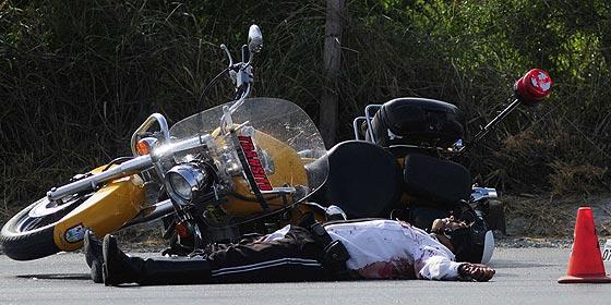 Los 'vengadores' dejan 35 cadáveres en una céntrica avenida de Veracruz