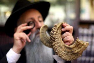 El shofar, un icono religioso judío impulsado por el cristianismo