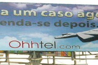 El cartel que no le gusta a la Iglesia católica brasileña