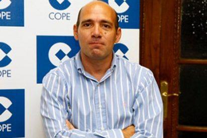 """Juan A. Alcalá (COPE): """"Hace tiempo que El País dejó de ser un órgano de información para convertirse en un órgano de propaganda"""""""