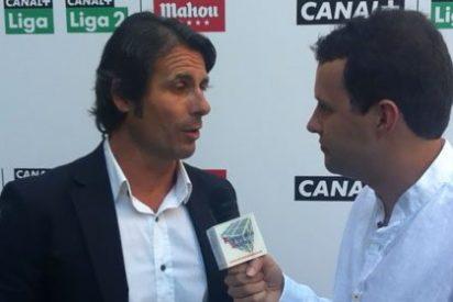 """Rafa Alkorta, ex futbolista y actual contertulio de Canal+: """"La relación entre la prensa y los jugadores debe de ser buena porque los dos vivimos del trabajo del otro"""""""